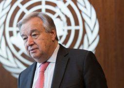 سخنگوی دبیر کل سازمان ملل